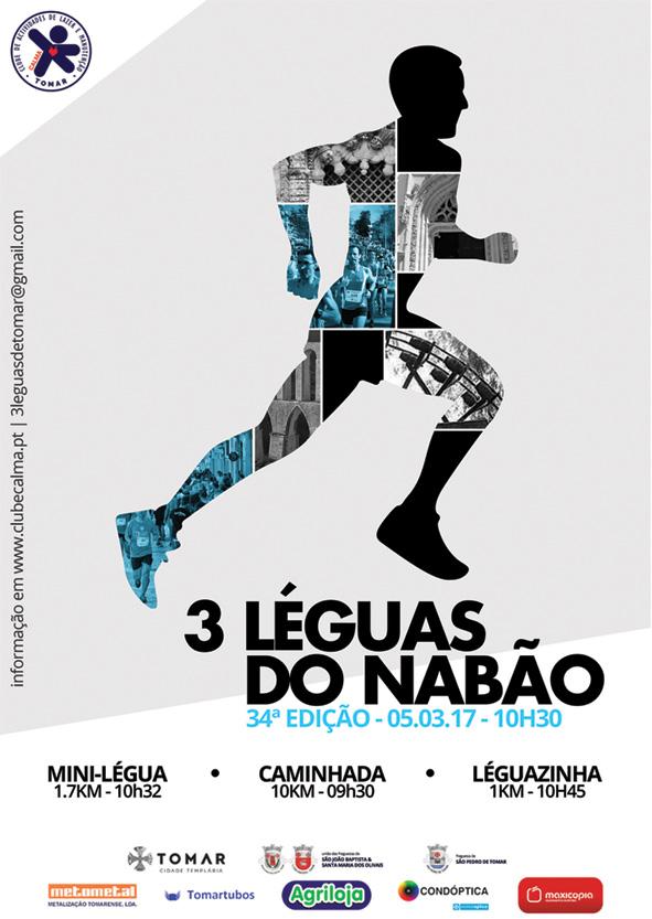 Poster 3 Léguas do Nabão