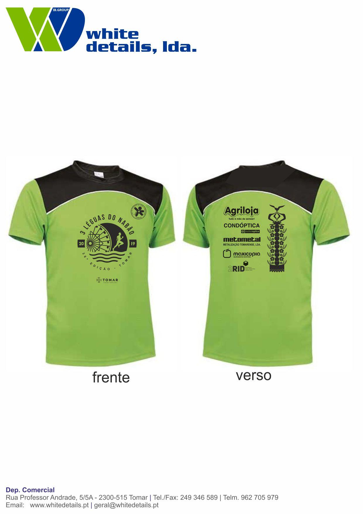 Calma Club - 3Leguas 2019 - Tshirts
